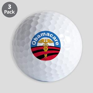 Obamacare Night Golf Balls