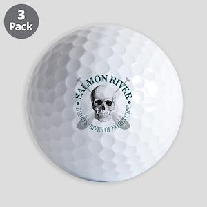 Salmon River Golf Ball