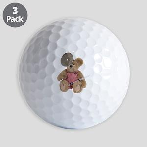 FemalePediatricsDoctor100409 Golf Balls