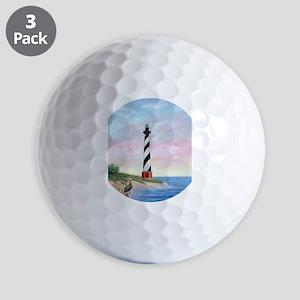 Hatteras Sunrise Golf Balls