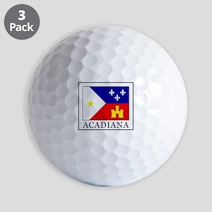 Acadiana Golf Balls