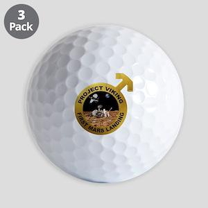 Viking Program Logo Golf Balls