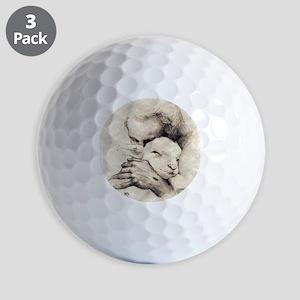 jesus7 Golf Balls