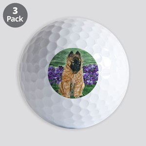 bel terv pup Golf Balls