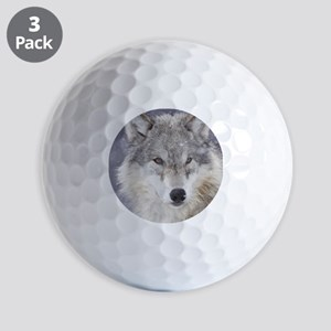 ms  Wolf Golf Balls