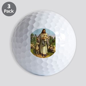 The Life ofJesus Golf Ball
