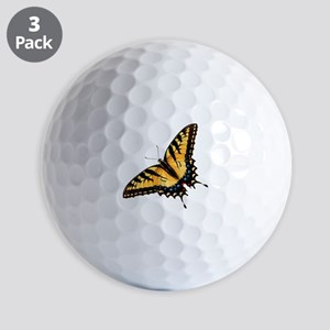 tigerSwallowtail45 Golf Balls