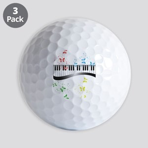 Butterfly piano music Golf Balls