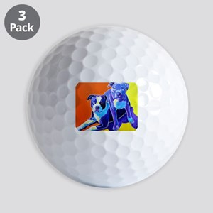Pit Bull #22 Golf Balls