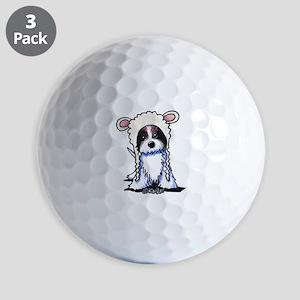 Coton De Tulear Lamb Golf Ball