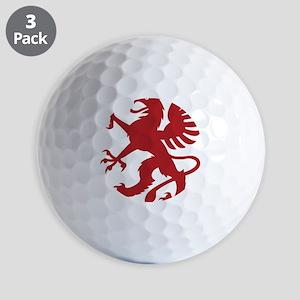 Popular Design - Cool Graphics - Custom Golf Balls