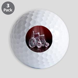 Wheelchair Golf Balls