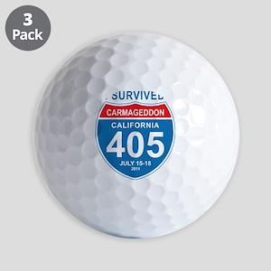 1 Golf Balls