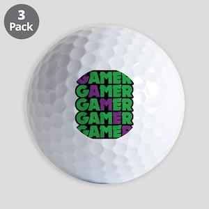 Gamer Golf Ball
