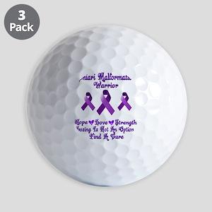 Chiari Malformation Golf Balls
