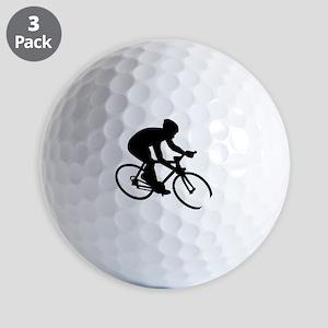 Cycling race Golf Balls