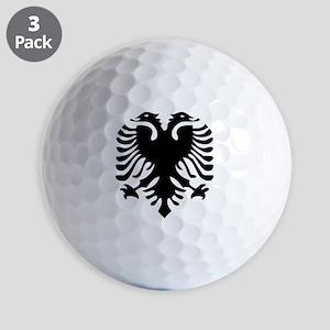 Albanian Eagle Golf Balls