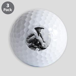 pan_for_gold Golf Balls