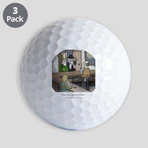 Some Kind of Joke Golf Balls