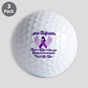 Chiari Awareness Golf Balls