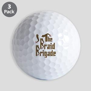 Braid Brigade Golf Ball