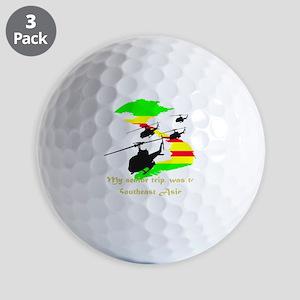 senior trip Golf Balls