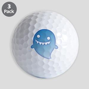 Cute Ghost Golf Ball