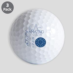 ACA-WHAT Golf Balls
