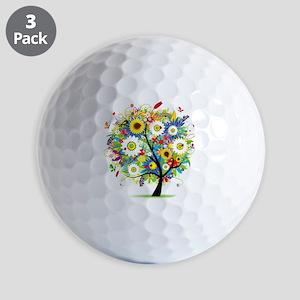 Trees5 [Converted] Golf Balls