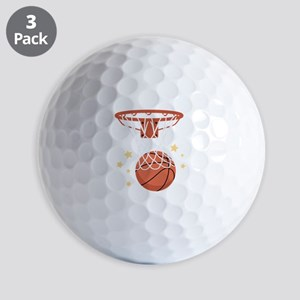 BASKETBALL HOOP Golf Ball