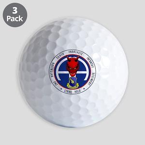 Devil 2-504 v1 Golf Balls
