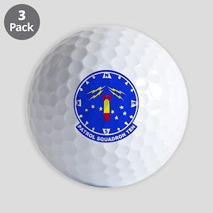 VP 10 Red Lancers Golf Balls