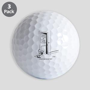 1192_computer_cartoon Golf Balls