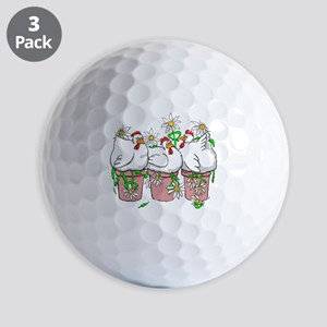 A Chicken In Every Pot Golf Balls