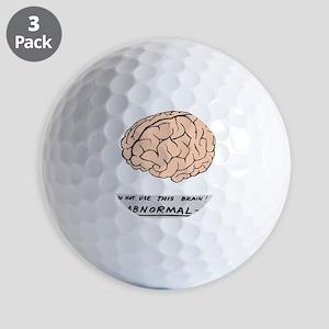 young-f-brain-no-yf-black-text Golf Balls