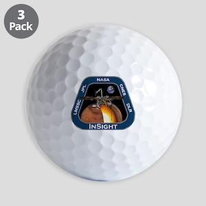 InSight Partners Golf Balls