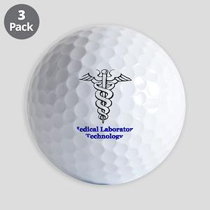 Medical Laboratory Technologist Golf Balls