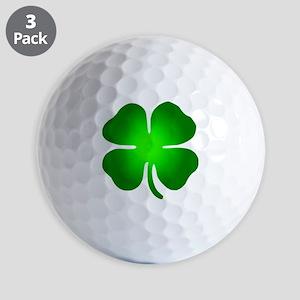clover Golf Balls