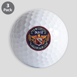 USS DAHLGREN Golf Balls