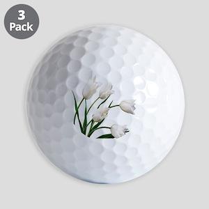 Tulip Golf Balls