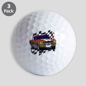 66bronze Golf Balls