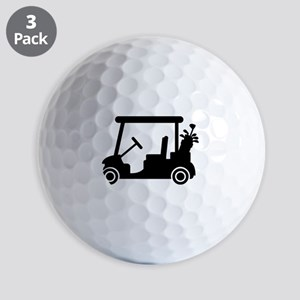 Golf car Golf Balls
