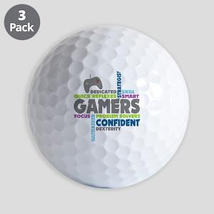 Gamers Golf Ball