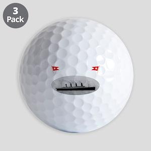 TG2TransWhite12x12-e Golf Balls