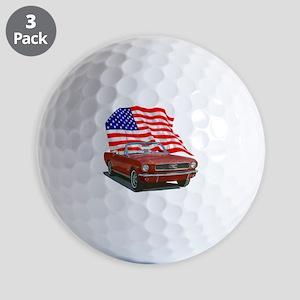 66Must-10 Golf Balls
