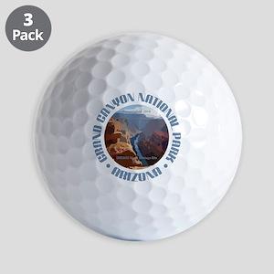 Grand Canyon NP Golf Ball
