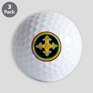 ethipia cross rasta performance jacket Golf Balls