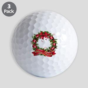 buon natale Golf Balls