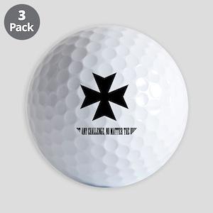 bt ACCEPT ANY Golf Balls