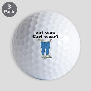 wwcw Golf Balls